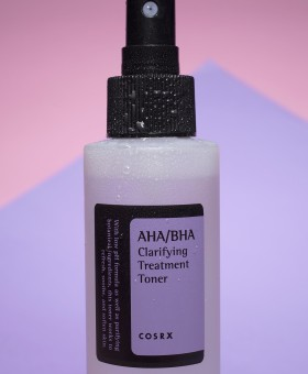 COSRX AHA BHA Clarifying Treatment Toner - Tonique clarifiant & exfoliant