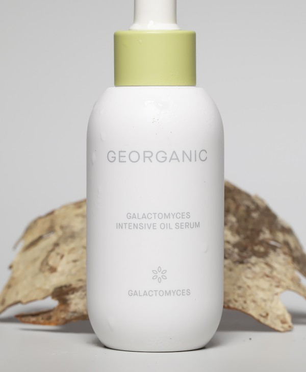 GEORGANIC GaSérum visage coréen naturel anti-age aux galactomyces